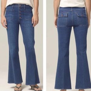 Citizens of Humanity Zenith Maisie Flare Jeans